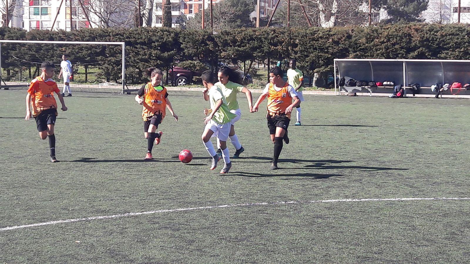 Tournoi de football mixte: Qualifiés !