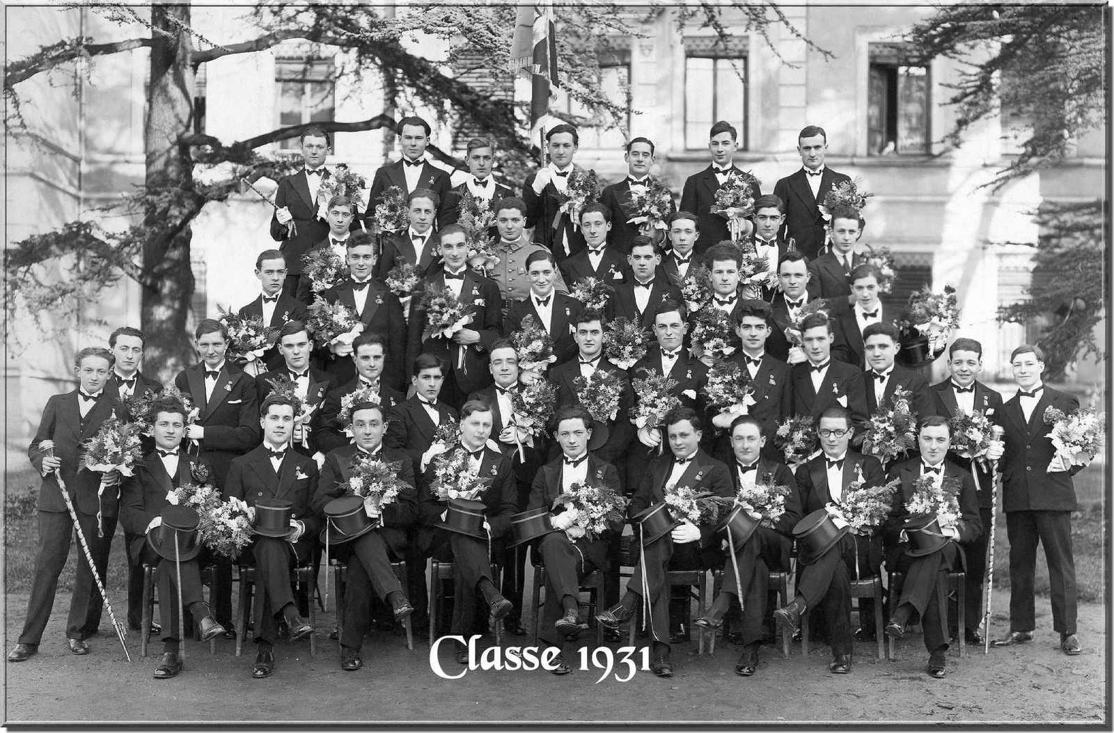 0 - album les 20 ans de 1931 à 1940