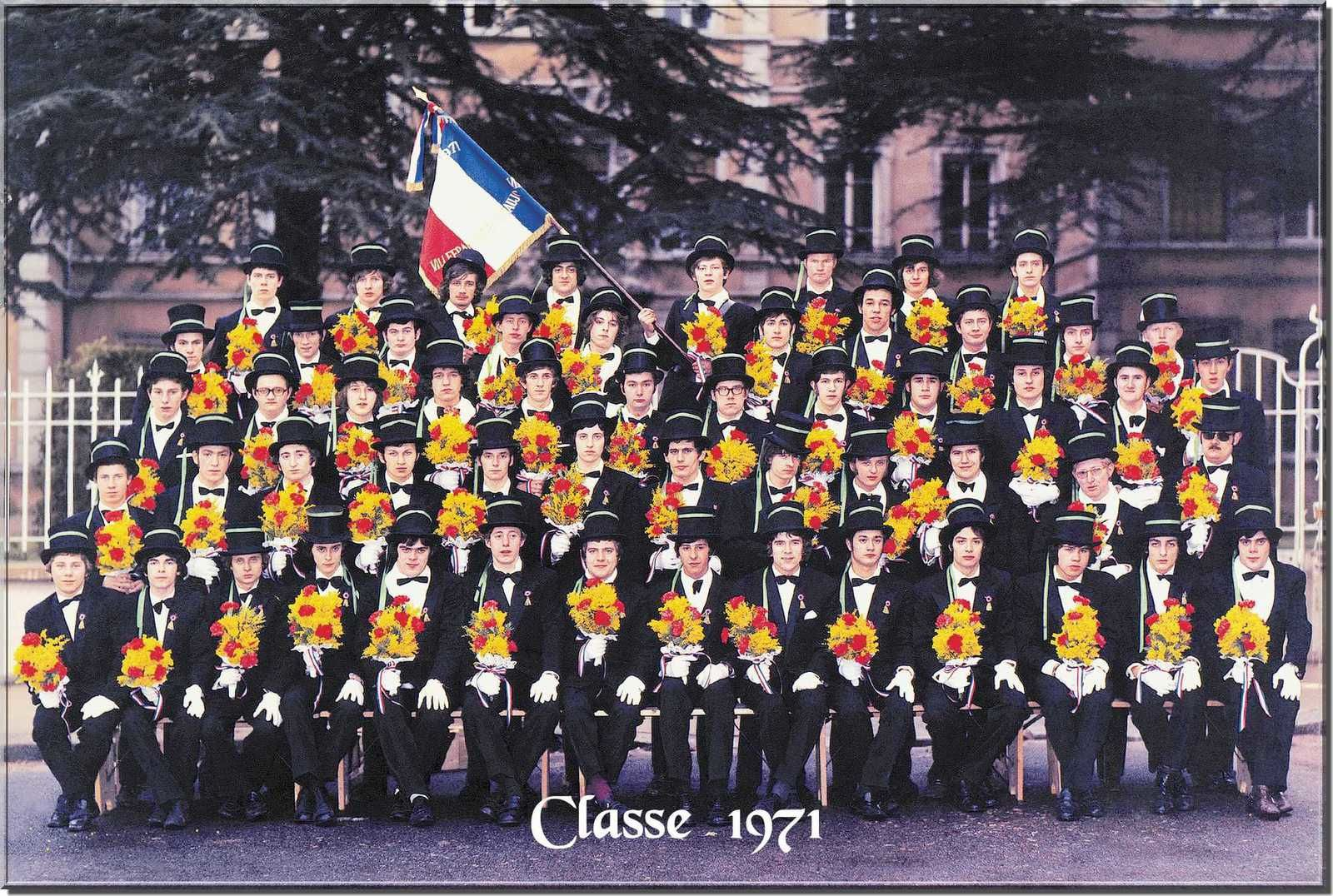 """0 - album les 20 ans des classes en """"1"""""""