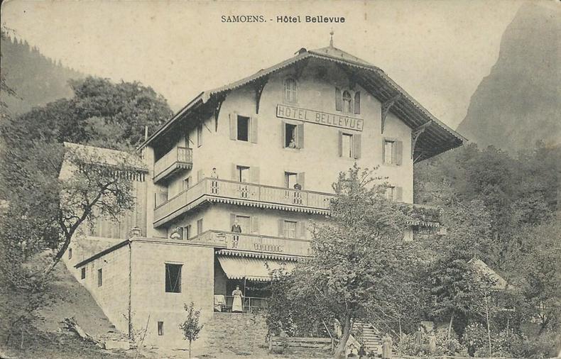 Hôtel Bellevue Samoëns