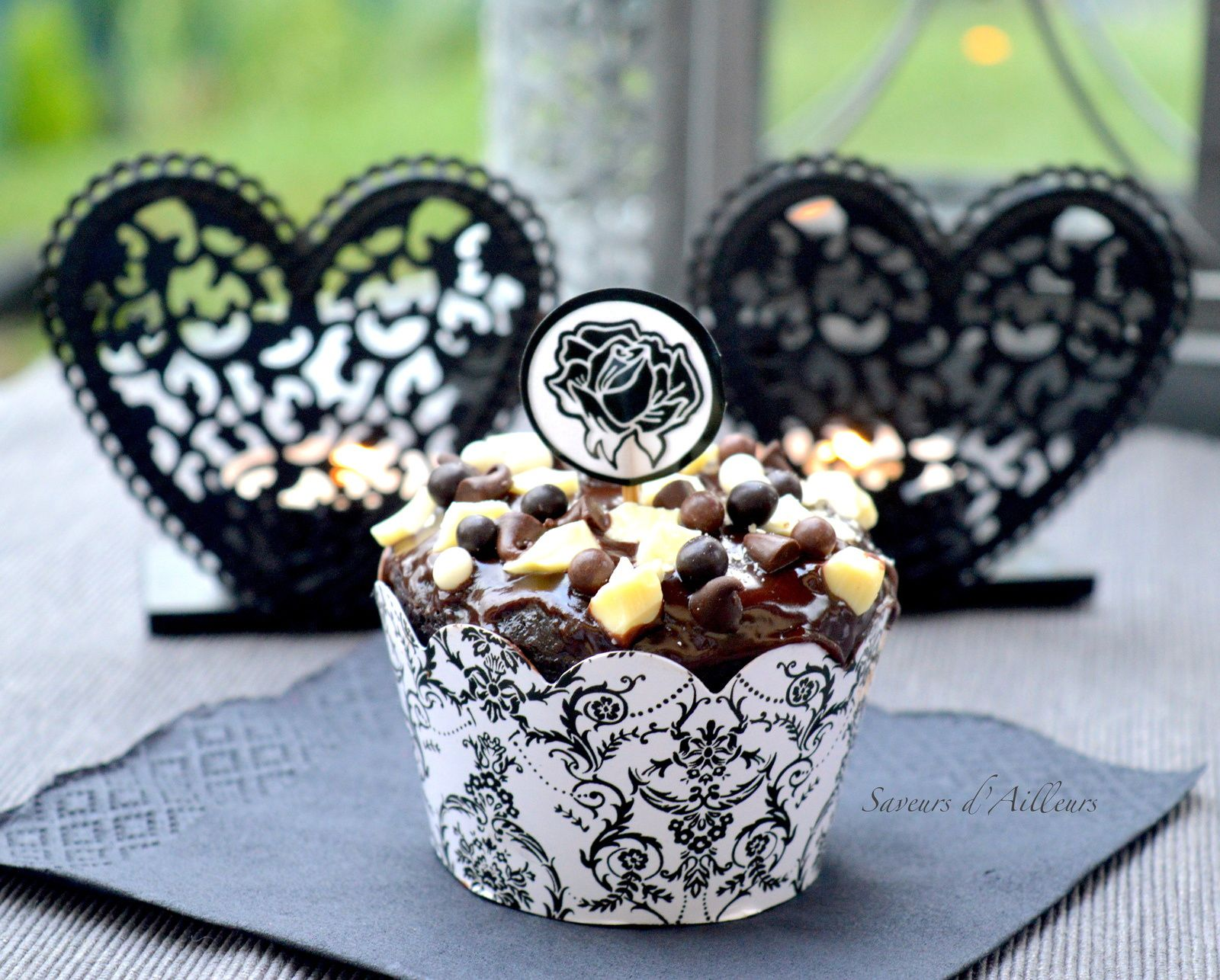 Muffins tout choco : Les meilleurs on the world !