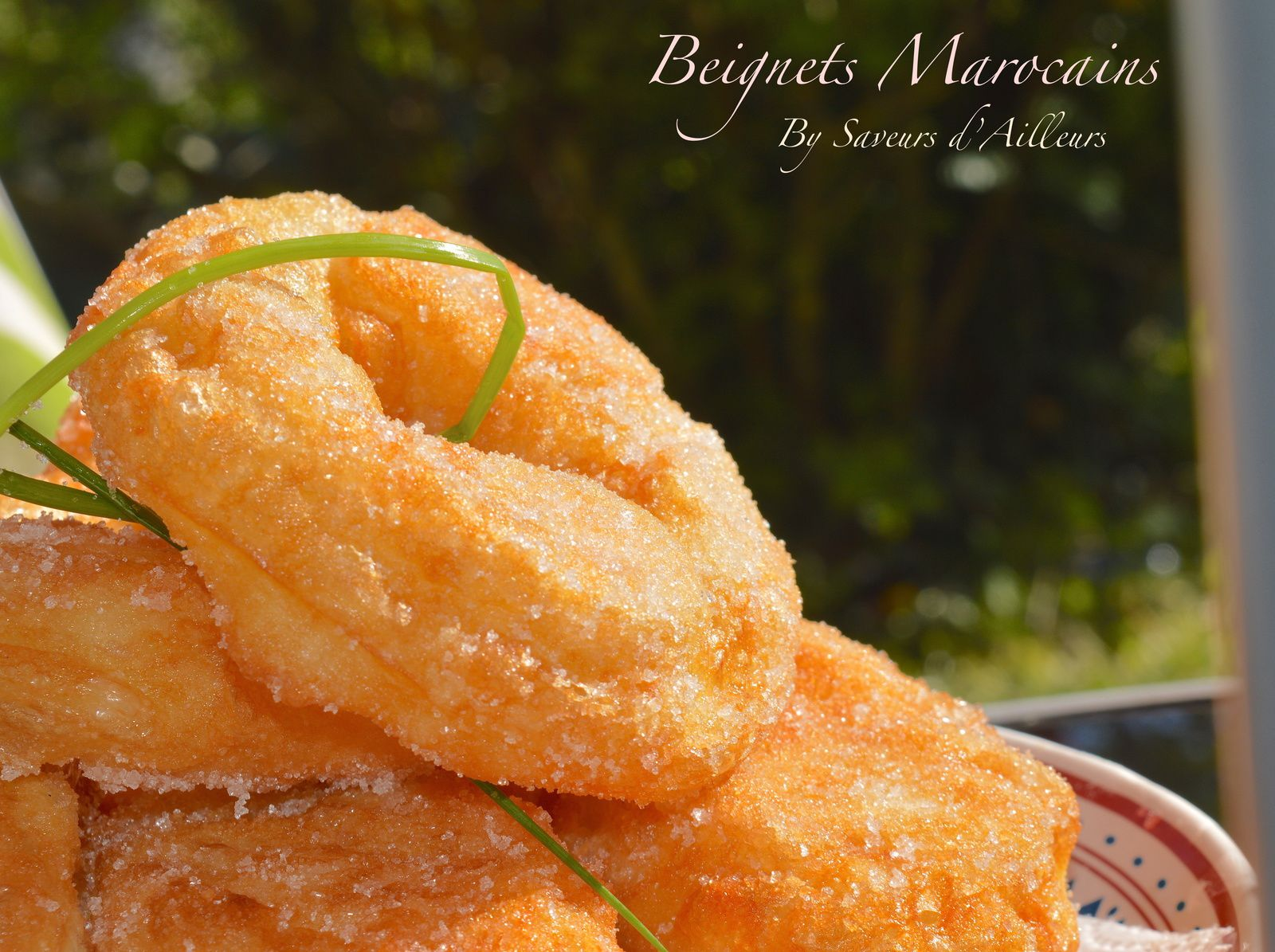Beignets Marocains (recette traditionnelle inratable )