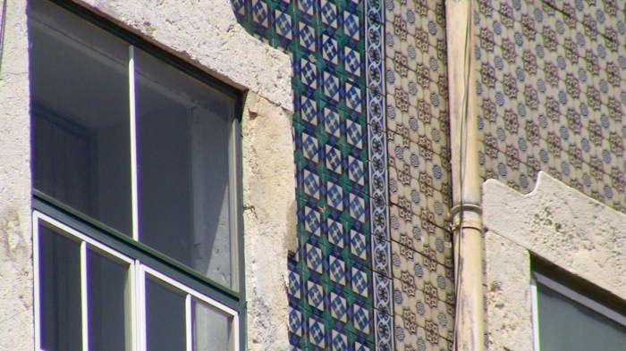 Lisbonne, azulejos