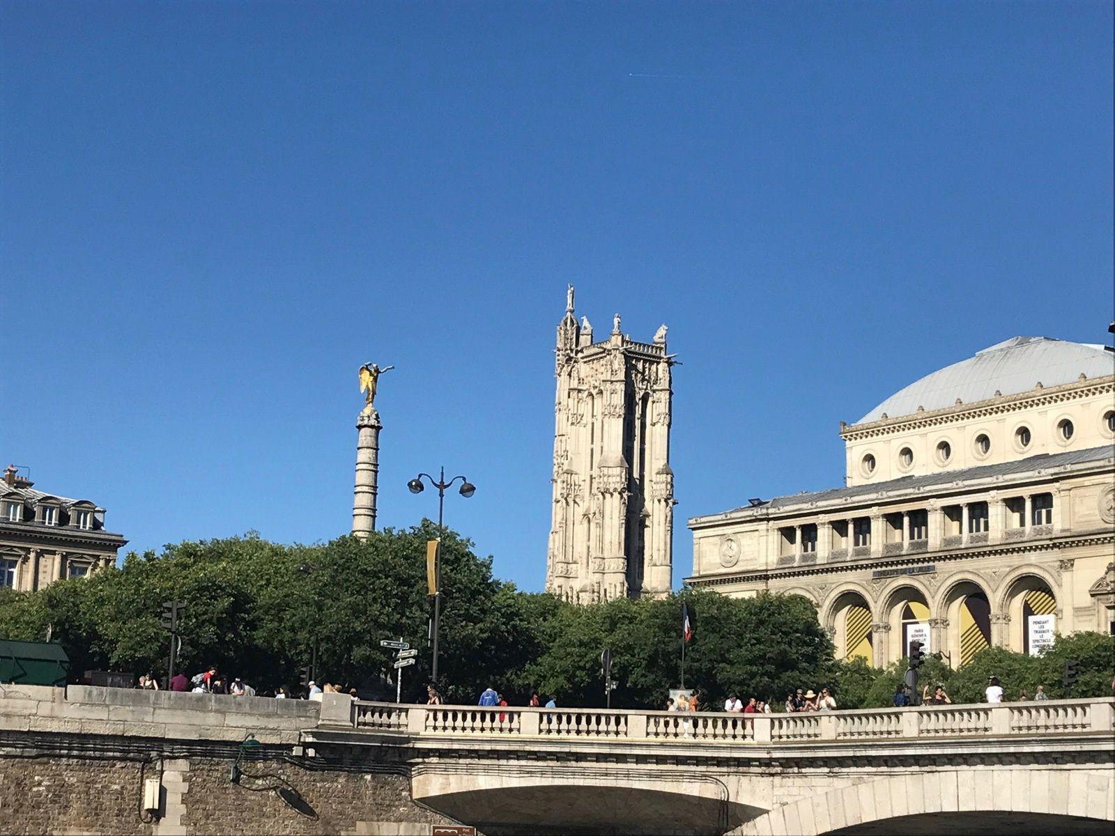 Paris sur l'eau