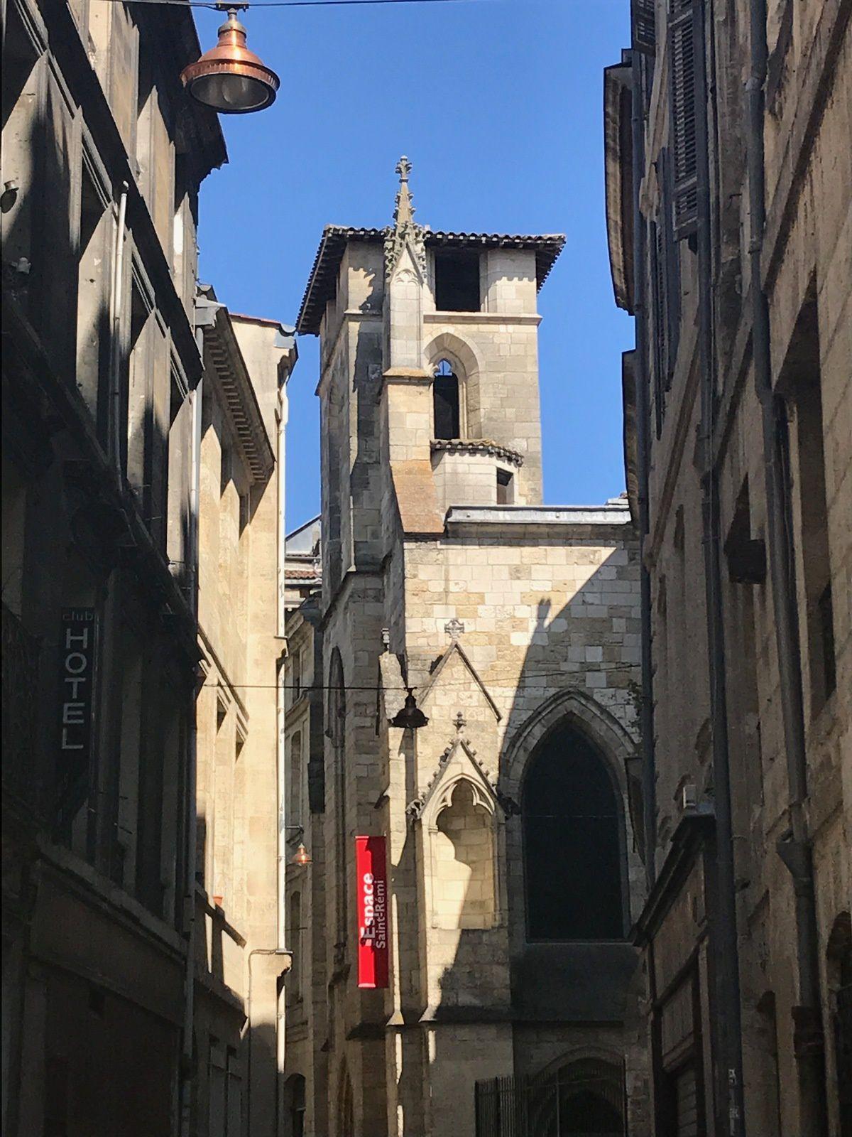 Vacances 2017, Bordeaux