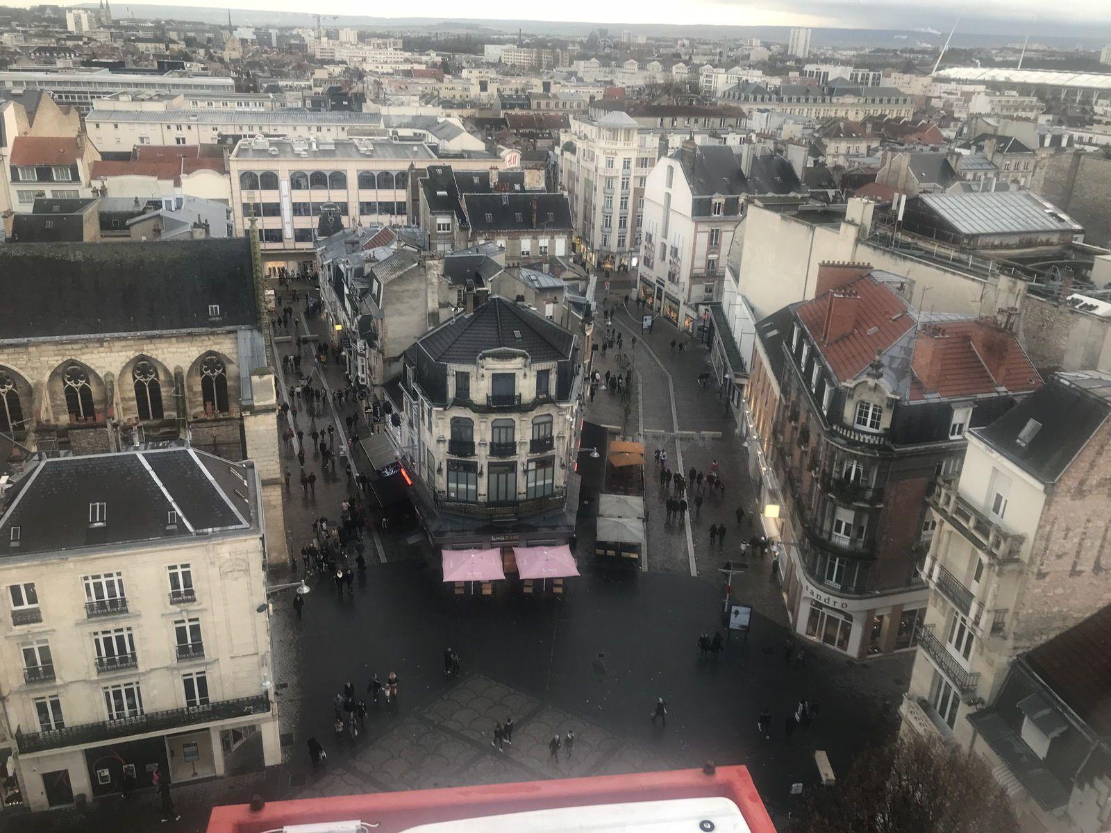 Reims en fin de semaine