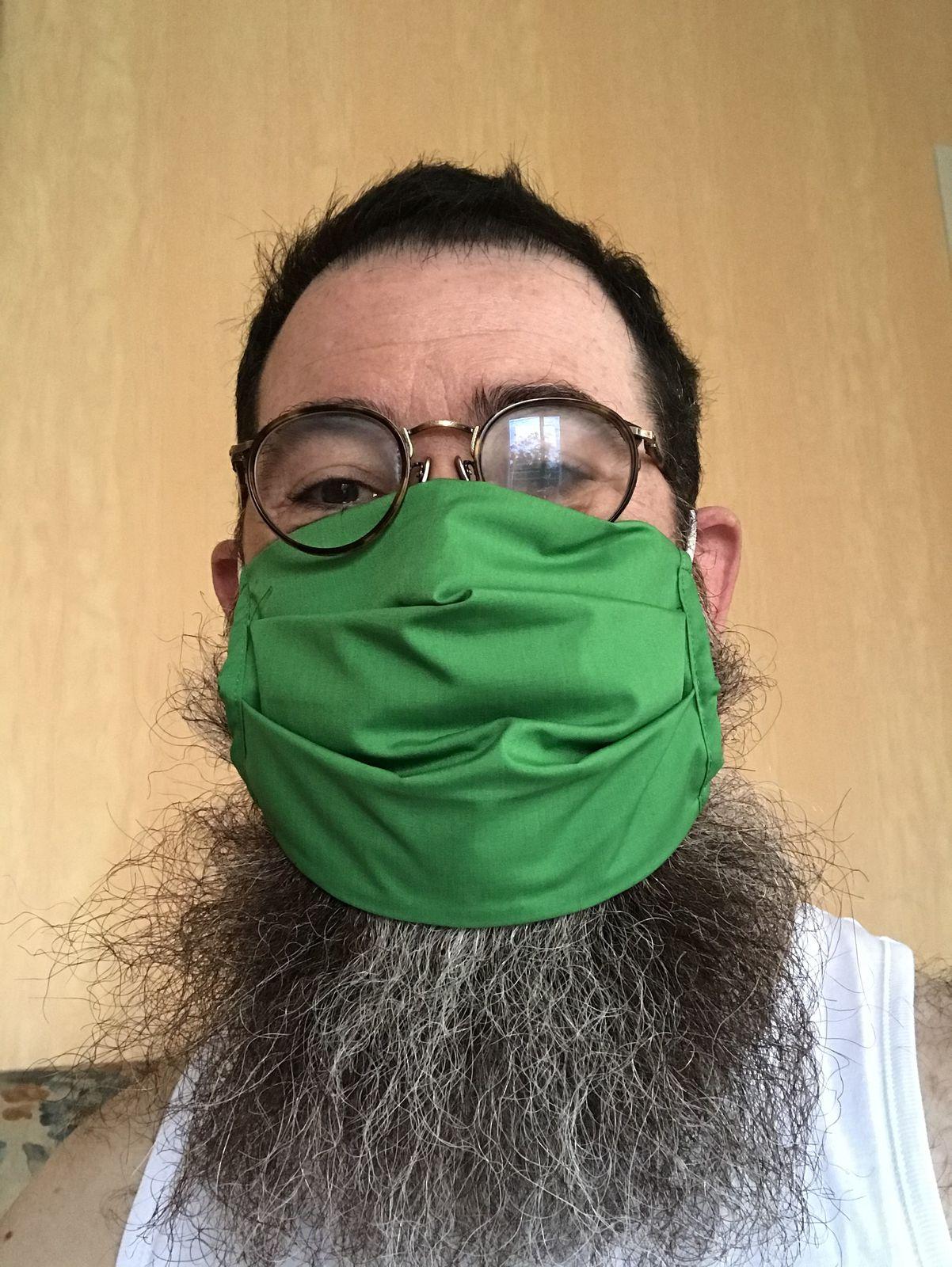 Masque et confinement