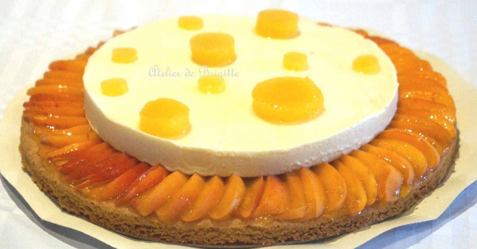 Fantastik abricots et amandes façon Christophe Michalak