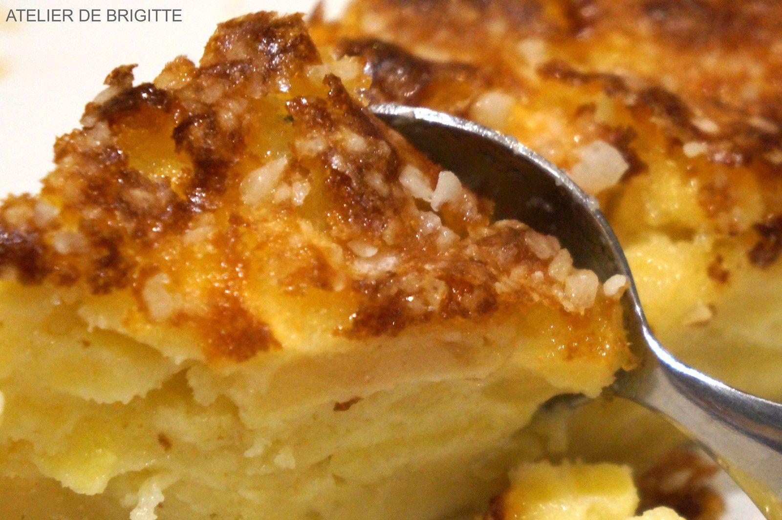 Gateau hyper moelleux aux pommes blogs de cuisine - Hyper cuisine ...