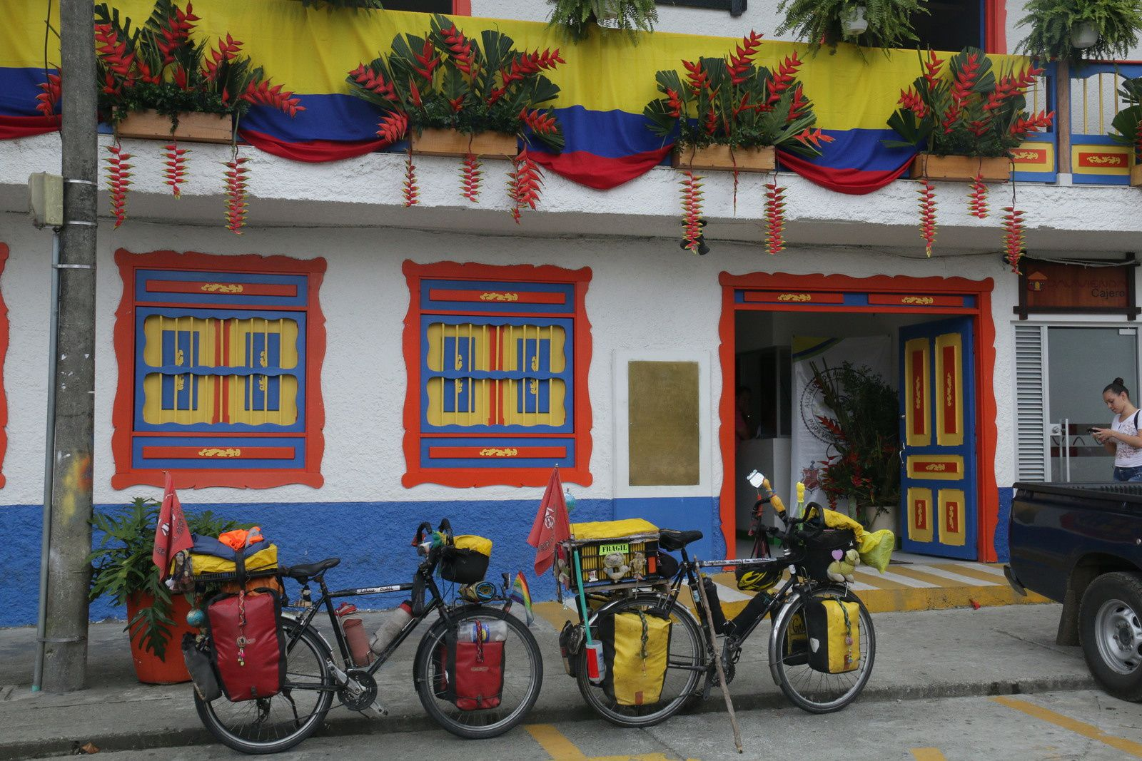 Un été en Colombie