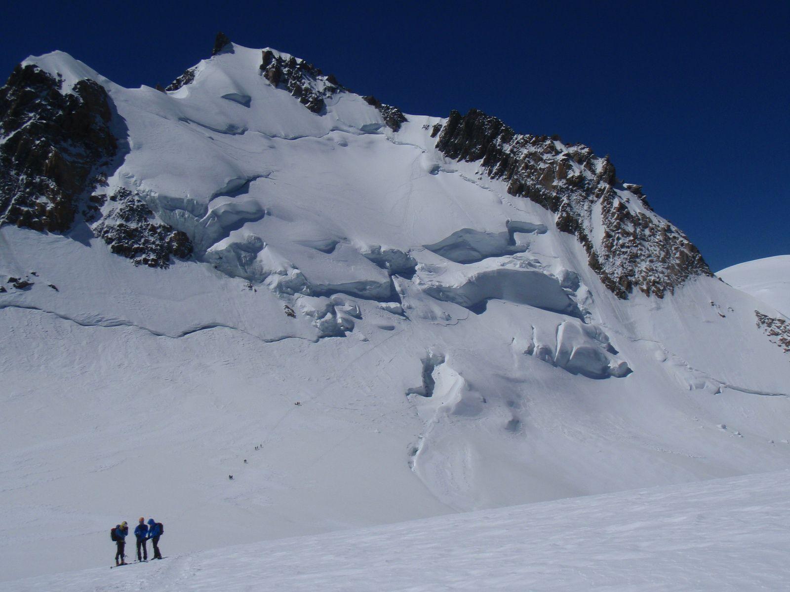 Mont-Blanc: Traversée 3 Monts>>>Goûter (1/2)
