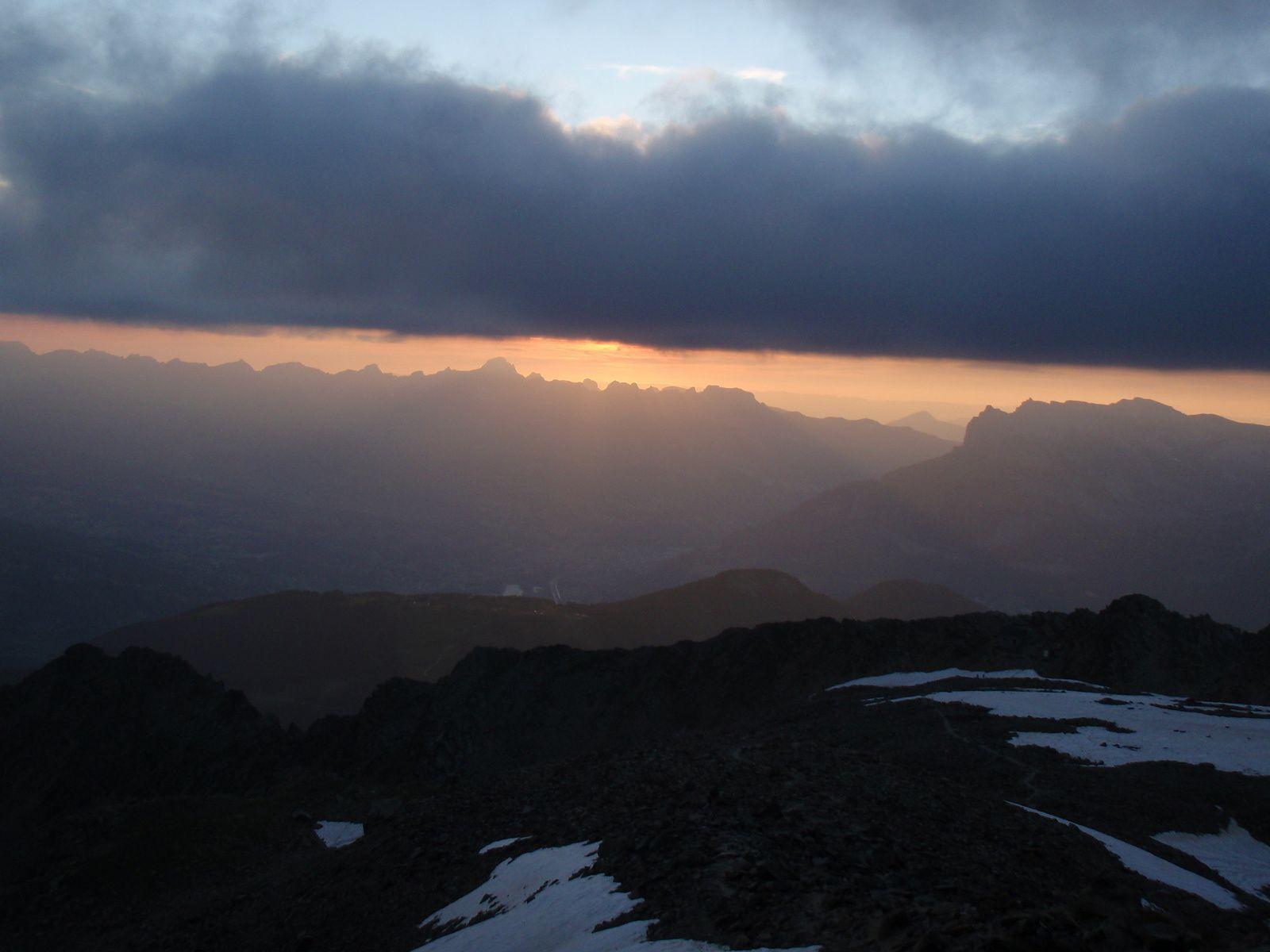 Mont-Blanc: Traversée 3 Monts>>>Goûter (2/2)