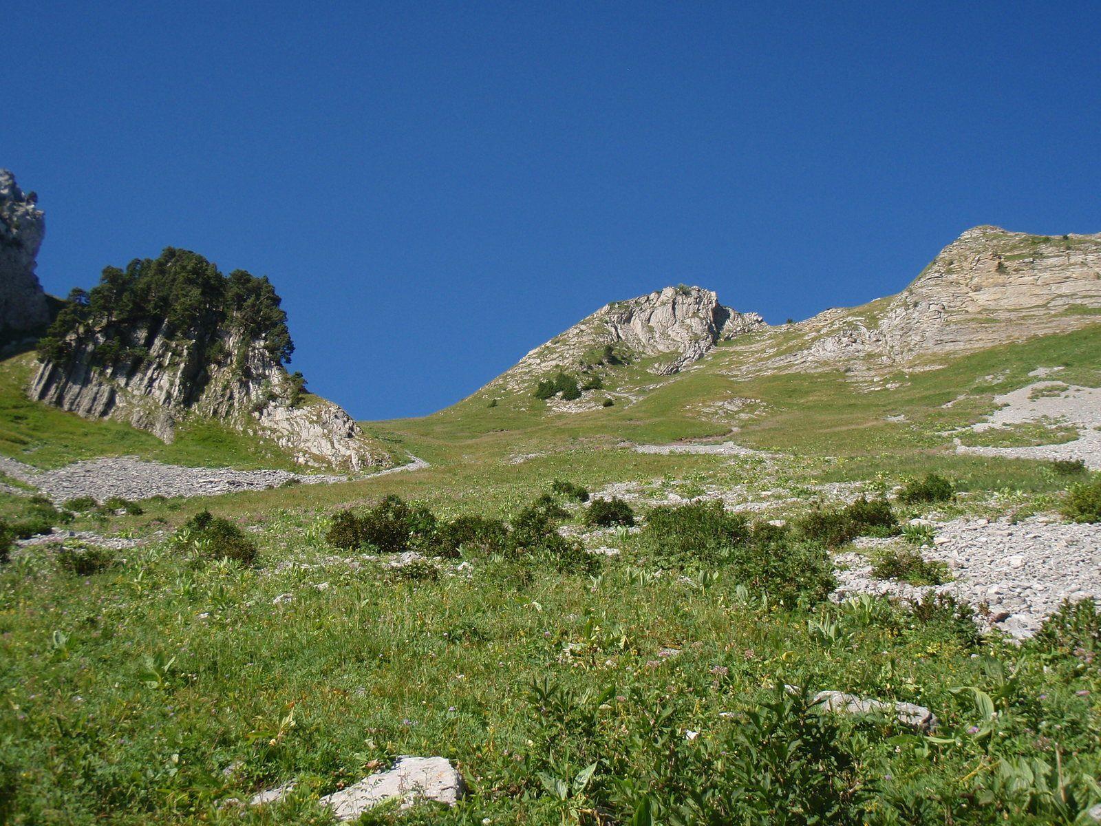 Pointe d'Arcalod (Arête nord)