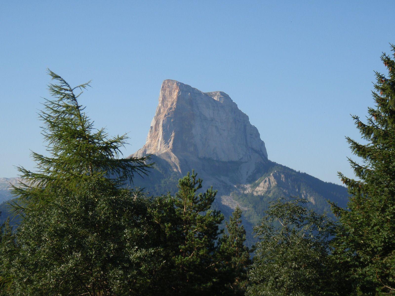 Mont Aiguille: Voie normale