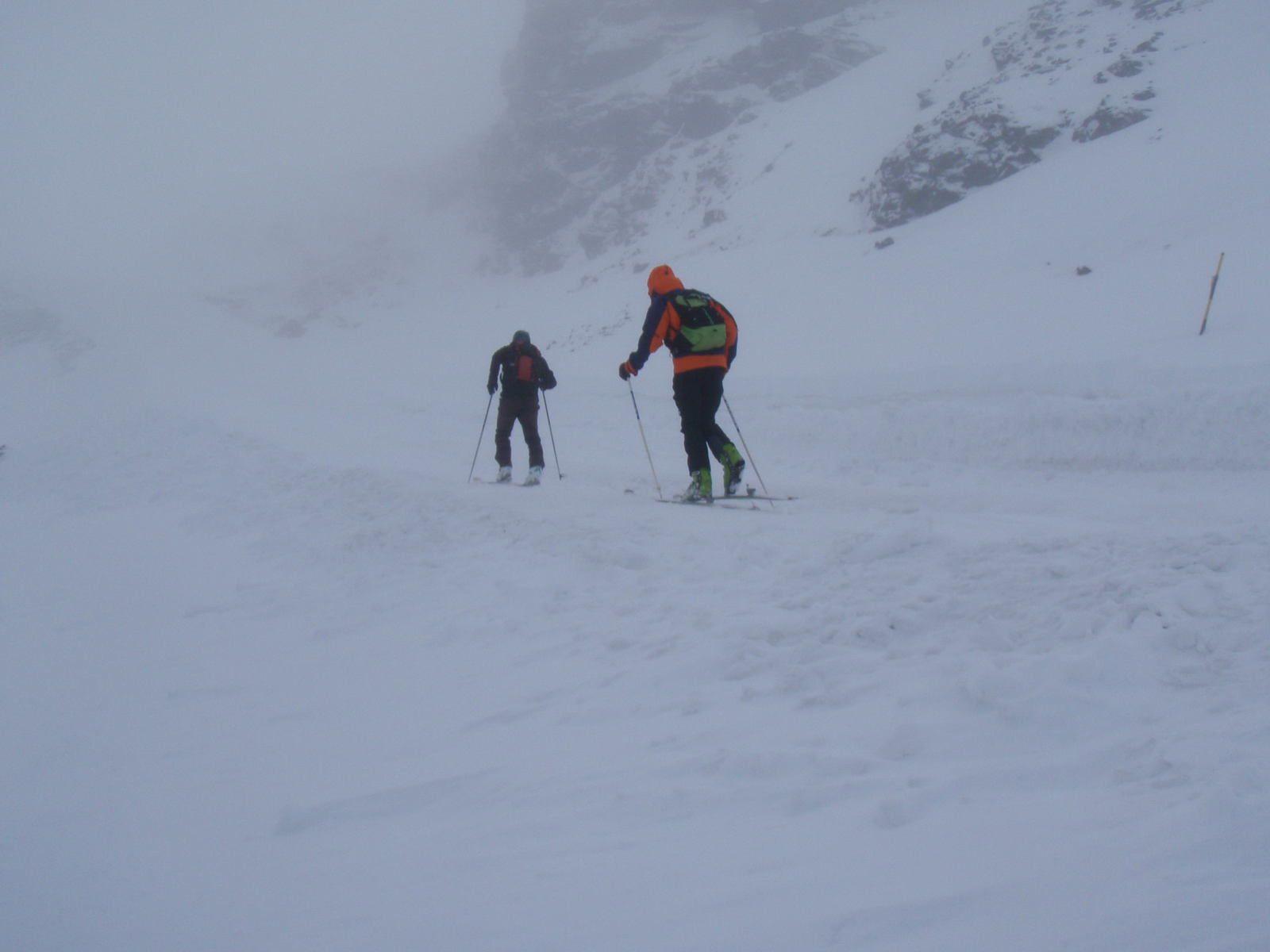 Col de Thorens + sommet Funitel: Depuis Station Val-Thorens