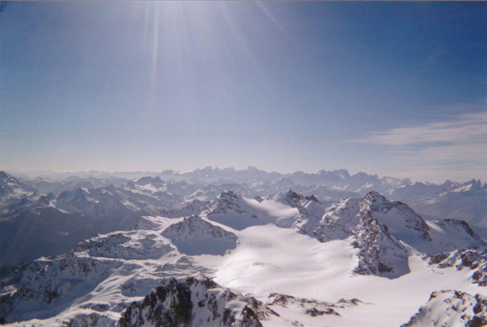 Aiguille de Polset: Par le Col de Thorens