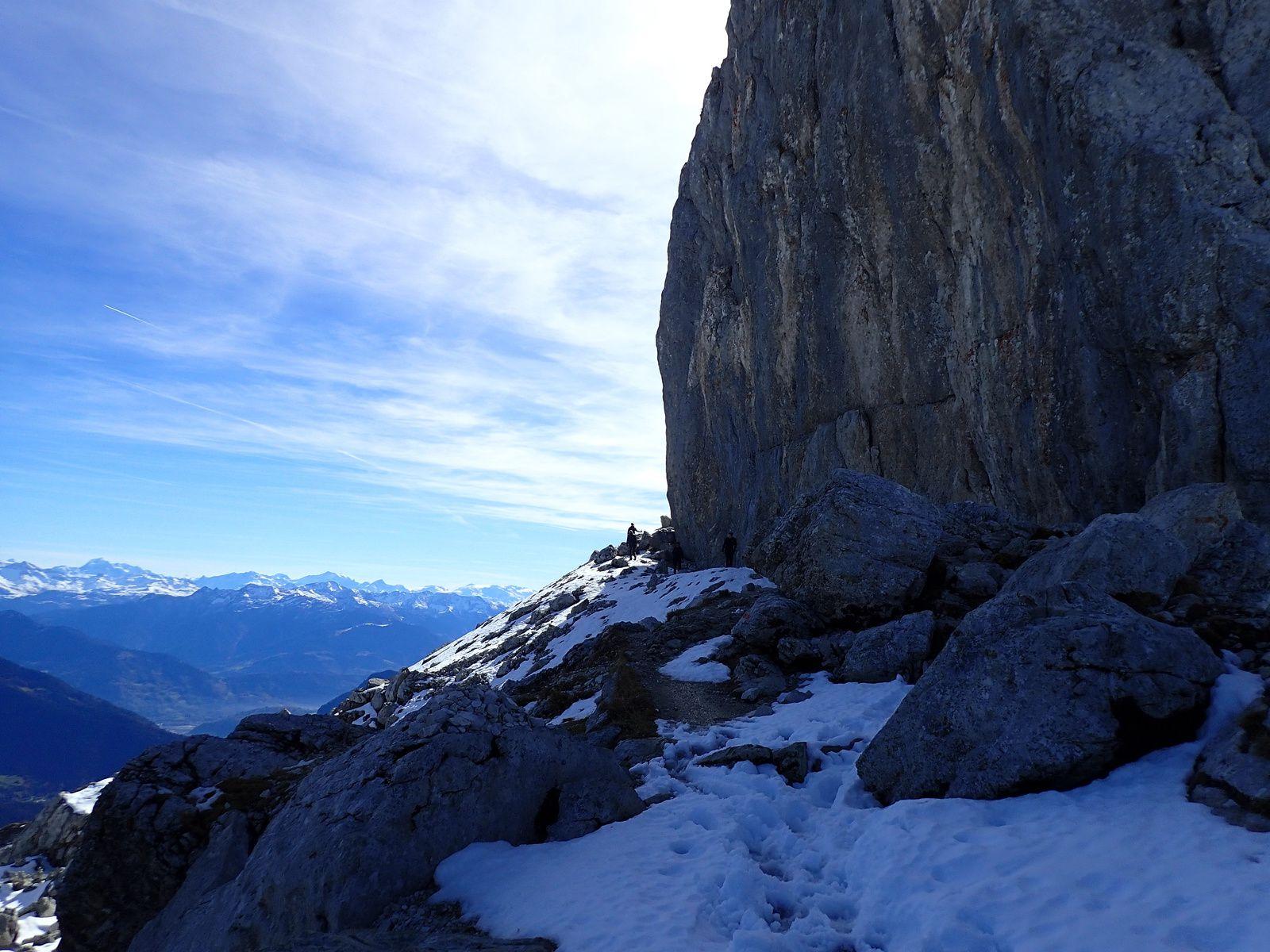La Tournette: Depuis Montremont; Col des Frêtes > Col du Varo > Col des Nantets 1/2