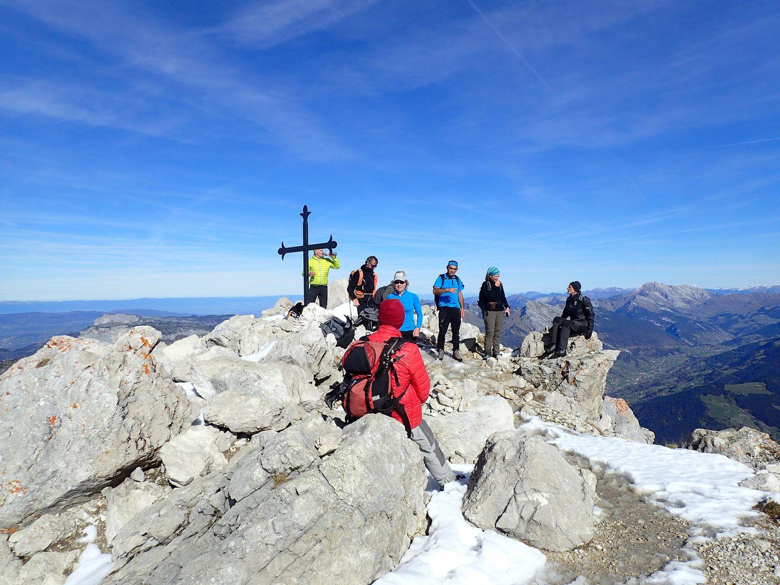 La Tournette: Depuis Montremont; Col des Frêtes > Col du Varo > Col des Nantets 2/2