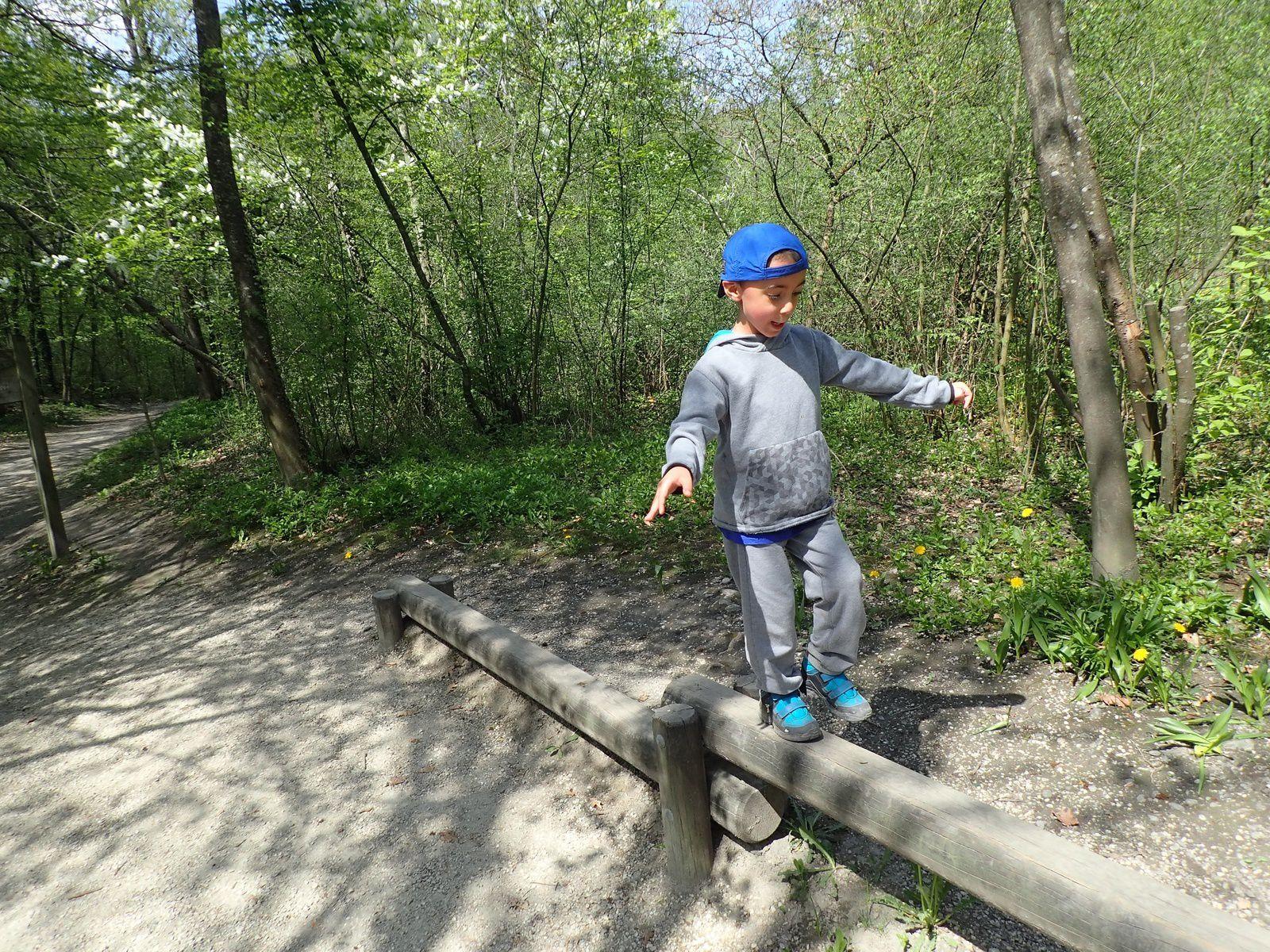 Cascade d'Arpenaz: Boucle par le Lac des Ilettes 2/2