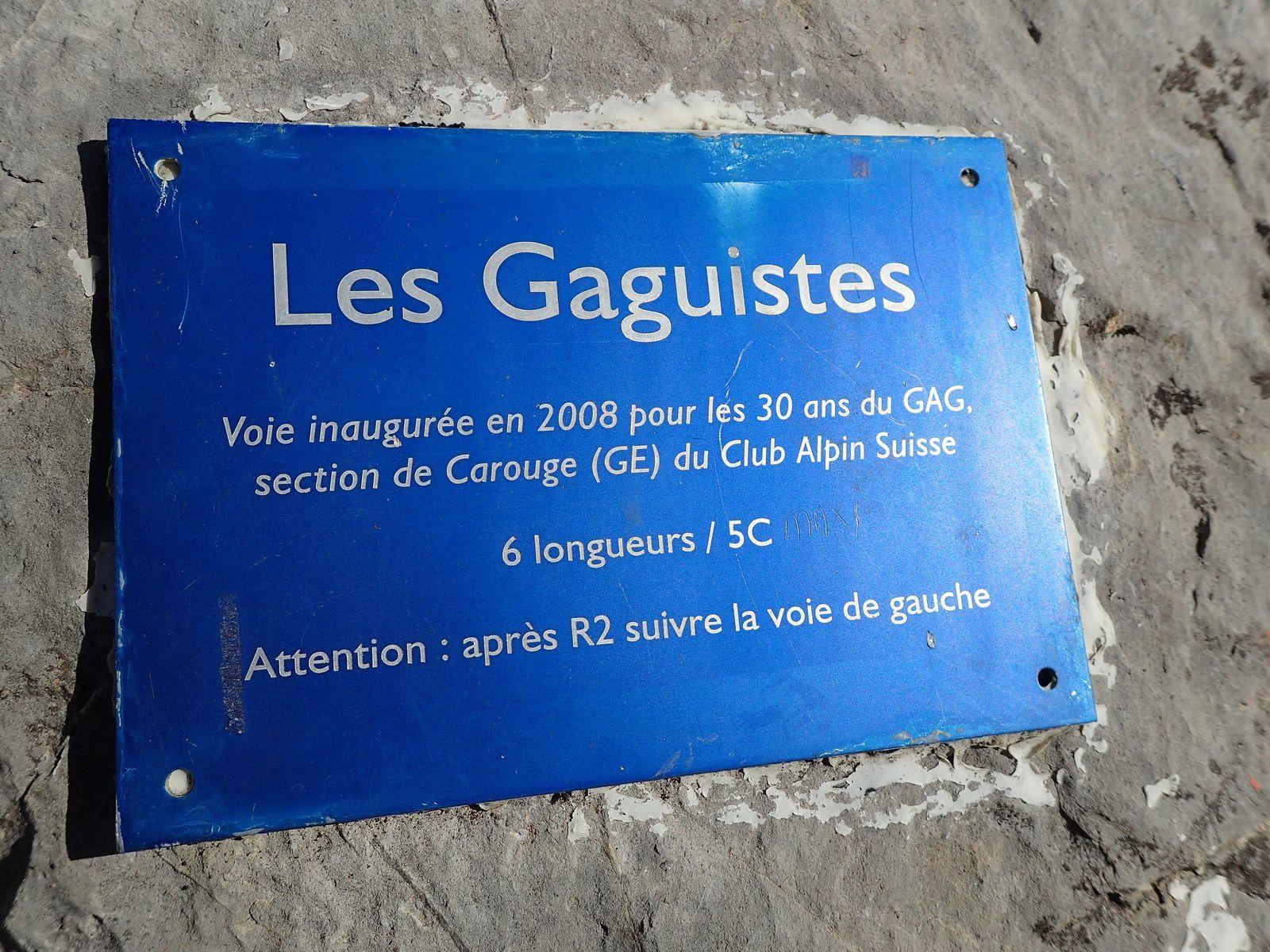 Pic du Jallouvre: Les Gagistes + Le Lord Anglais 1/2
