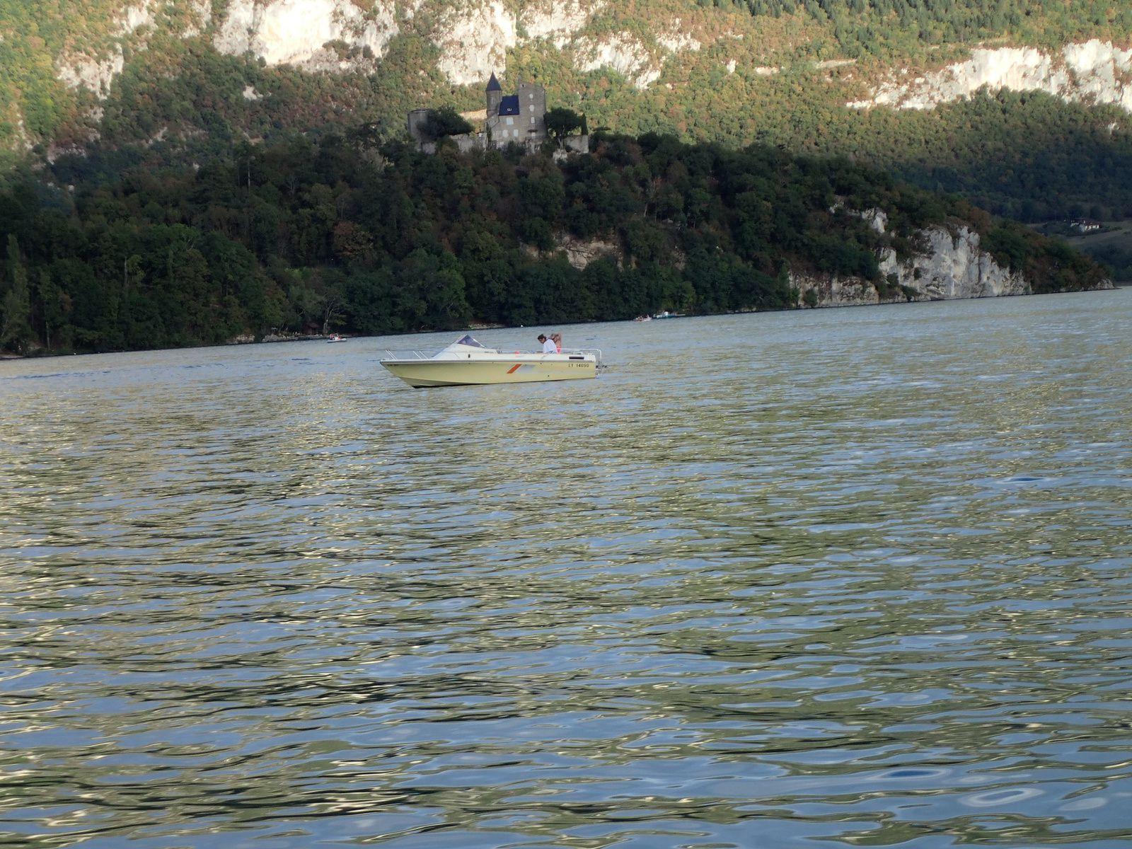 Croisière Lac du Bourget + Canal de Savières 2/2