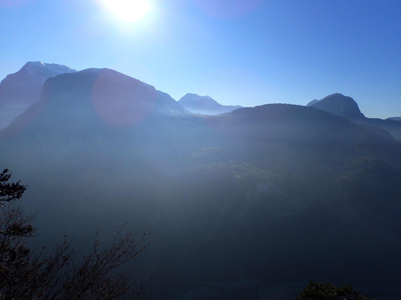 Pointe du Chevran: Depuis la Croix Verte