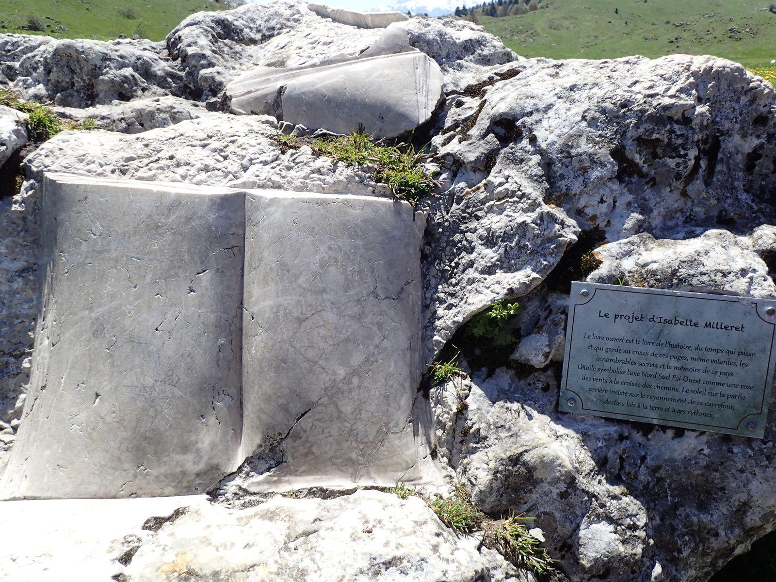 Pointe de Miribel : Depuis les Granges de Plaine Joux 1/2