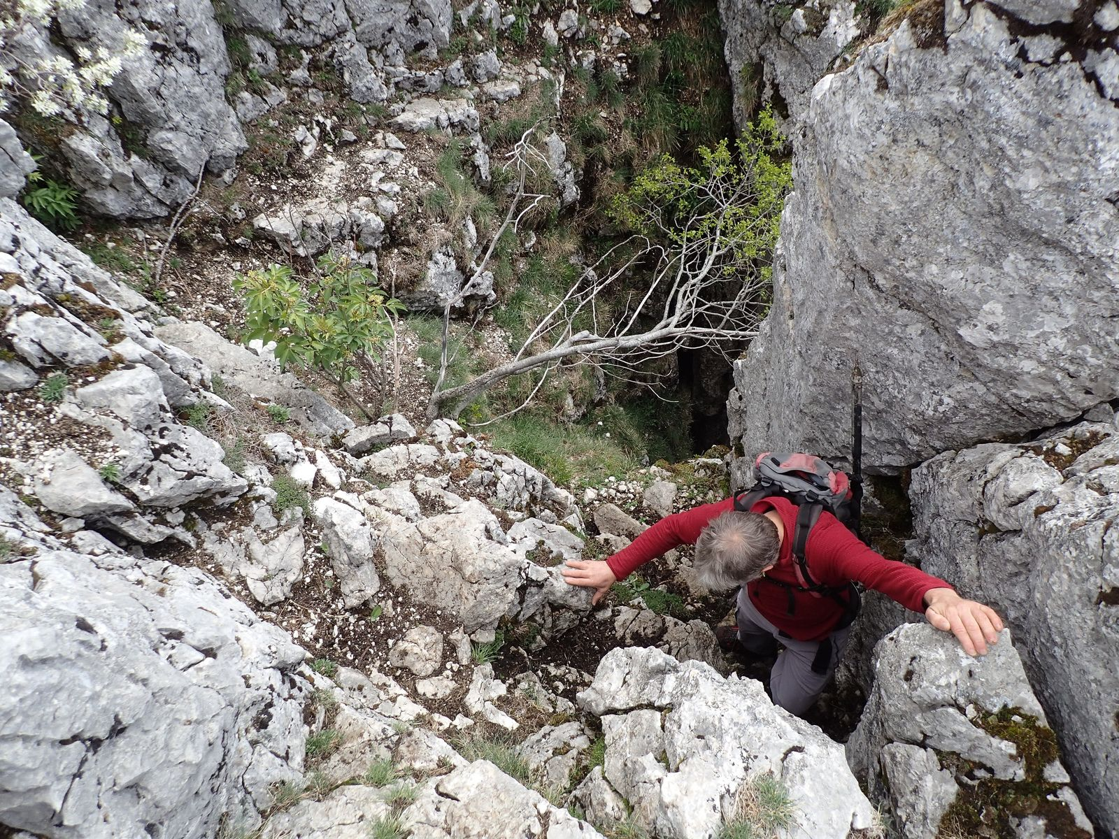 Rochers du Jotty (Mévone, Tête Blanche) + Mont Billiat : Depuis les Chalets de la Buchille 1/2