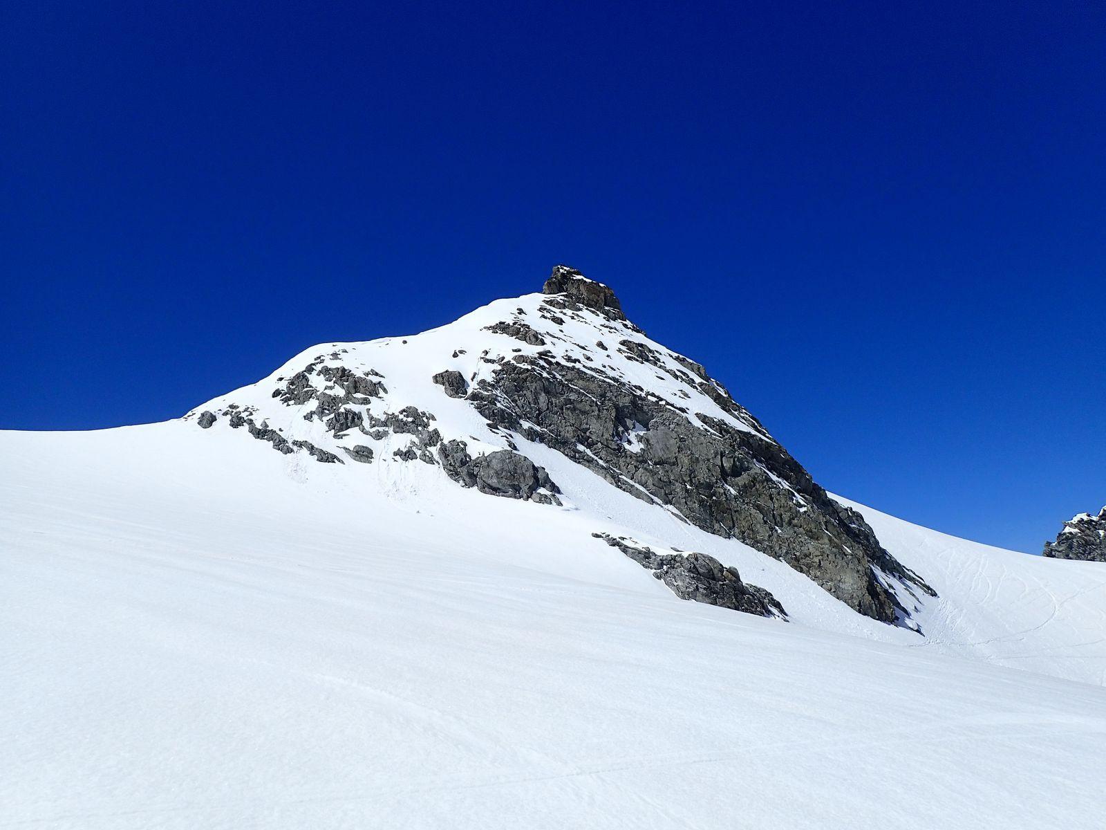Dôme de Polset : Par le Col de Gébroulaz 2/2