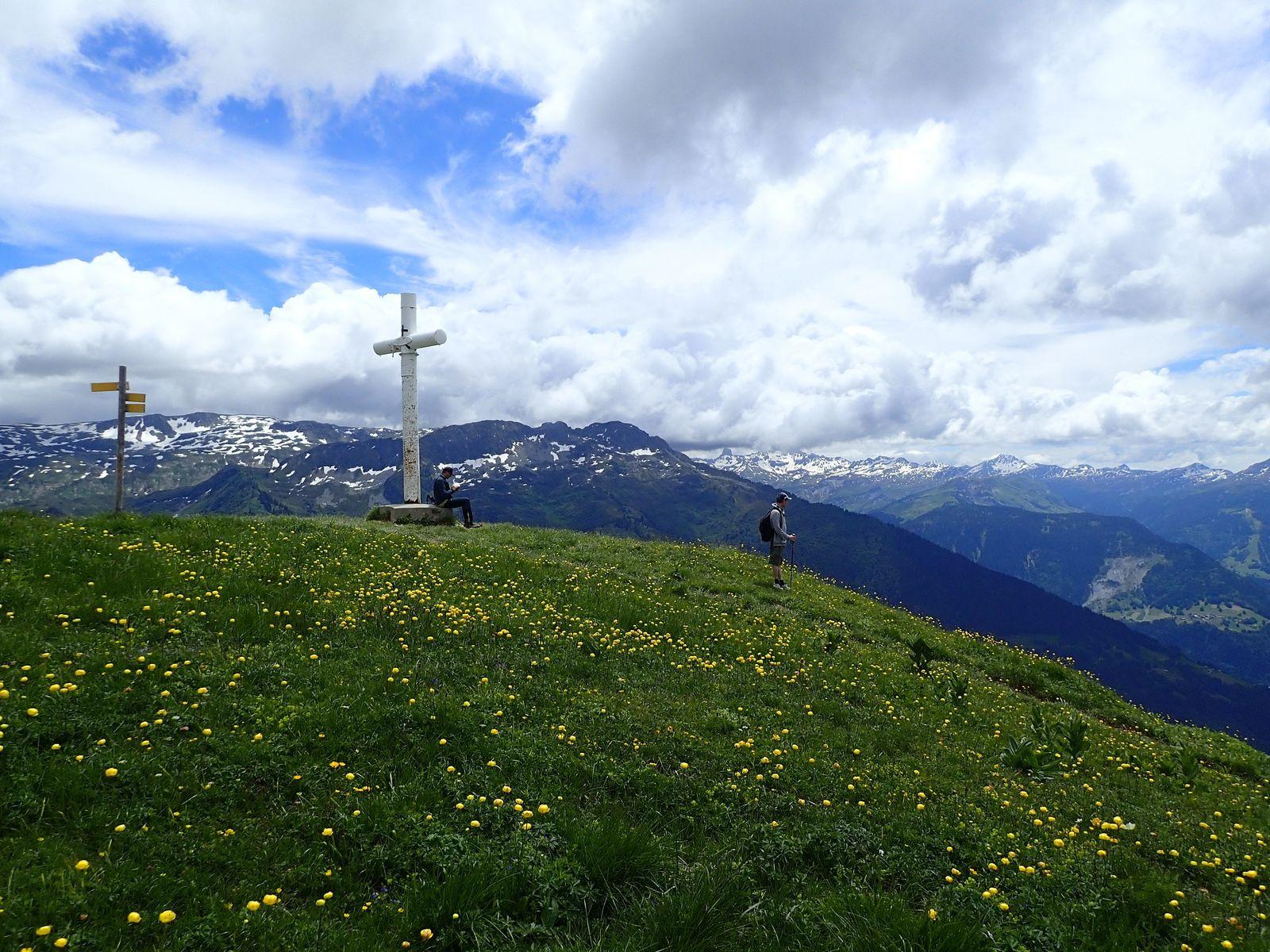 Mont de Vorès + Mont Clocher : En boucle depuis Plan Désert 2/2