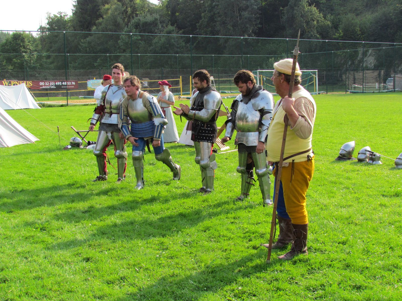 Festival Médiéval Chestrolais