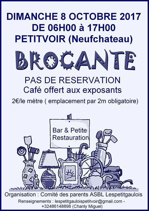 Brocante Petitvoir