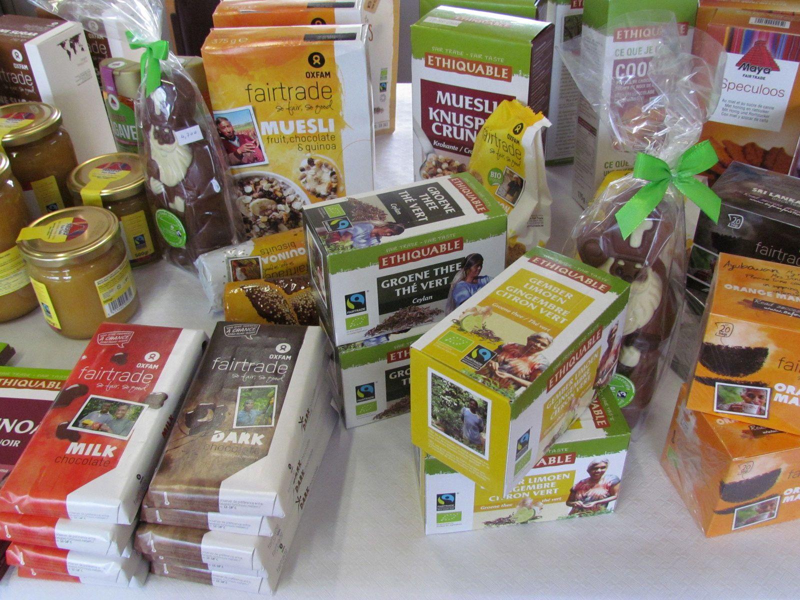 Les petits déjeuners Oxfam