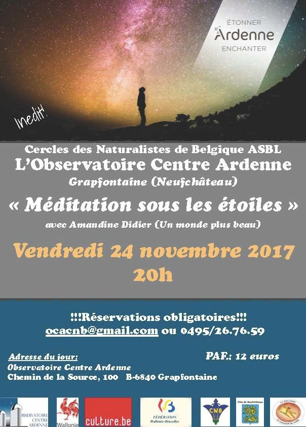 Observatoire Centre Ardenne