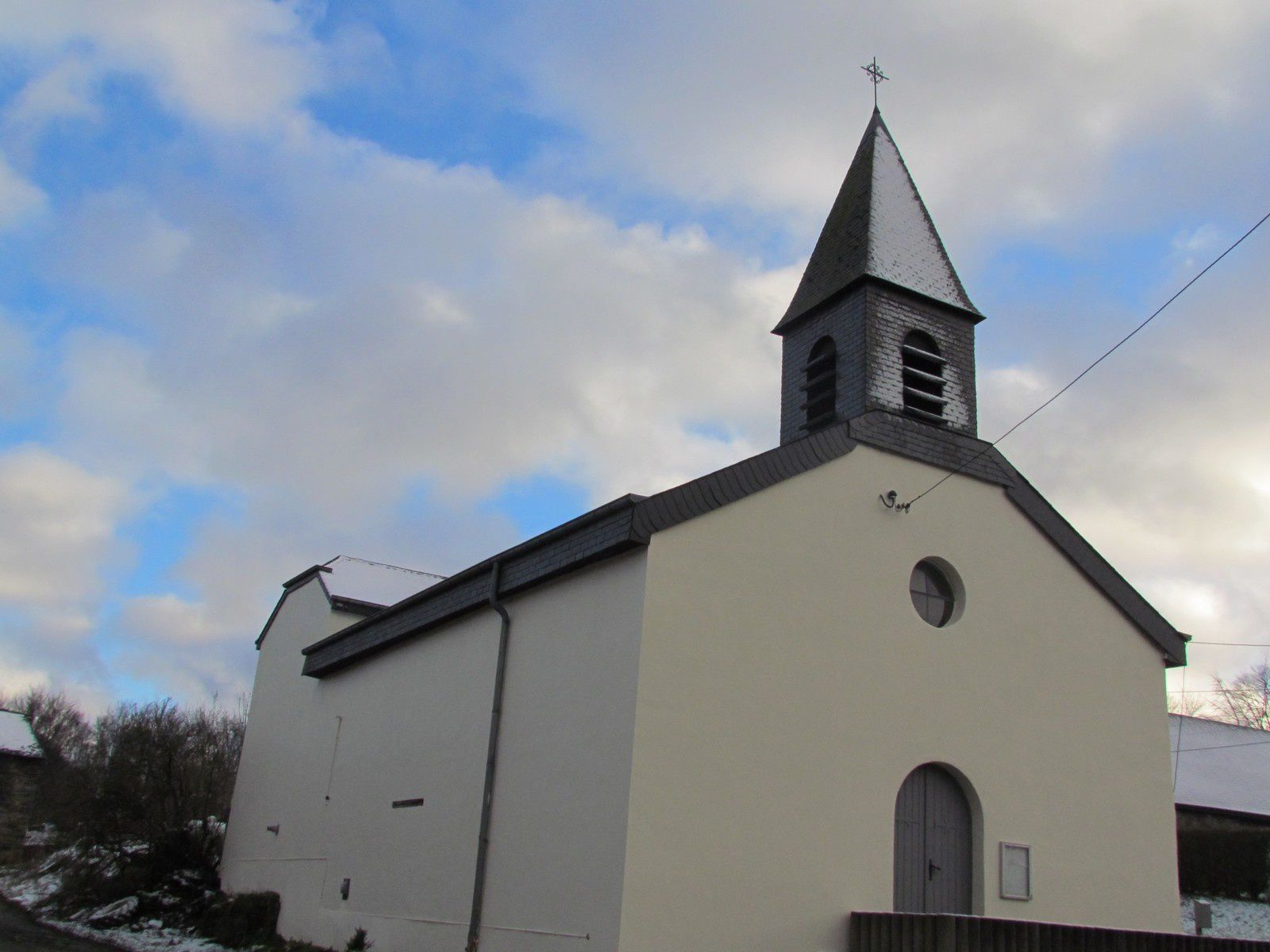 La chapelle de Verlaine