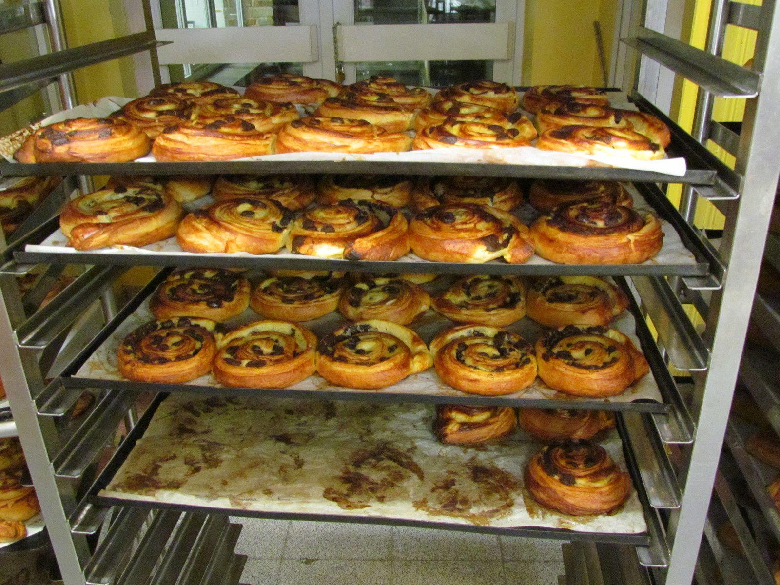 Les 24 heures de boulangerie