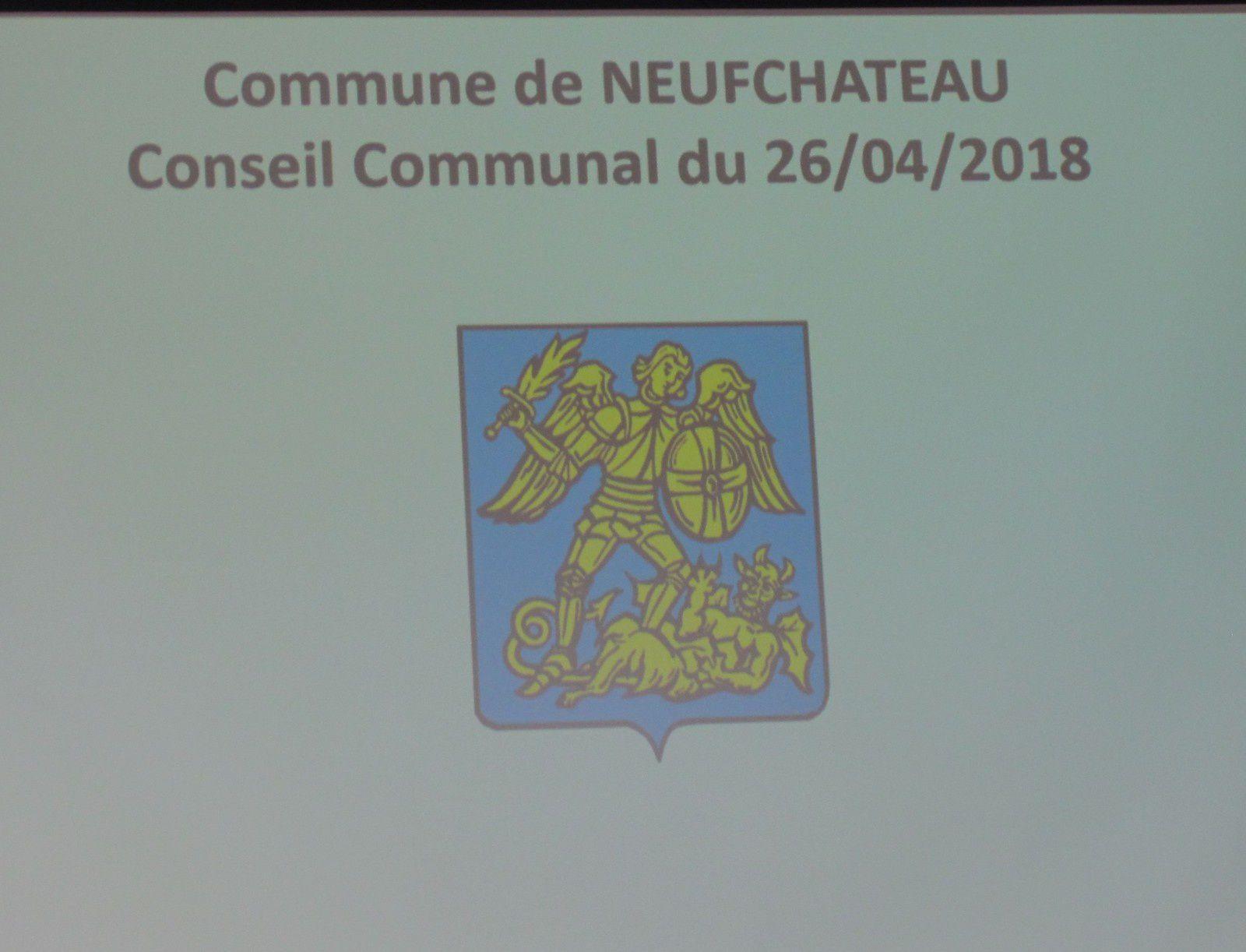 Le conseil communal