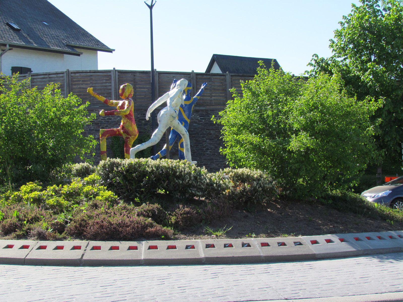 Les sculptures du mouvement