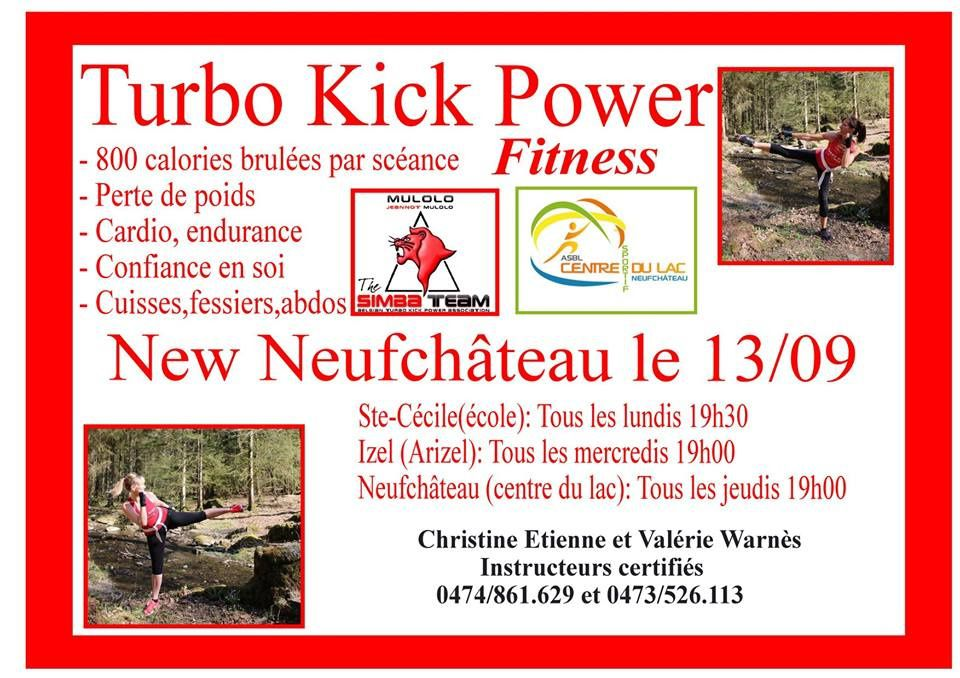 Kick power au lac
