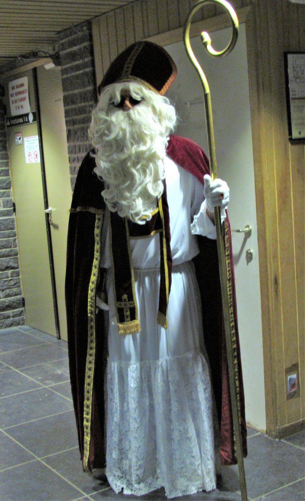 La visite de St Nicolas