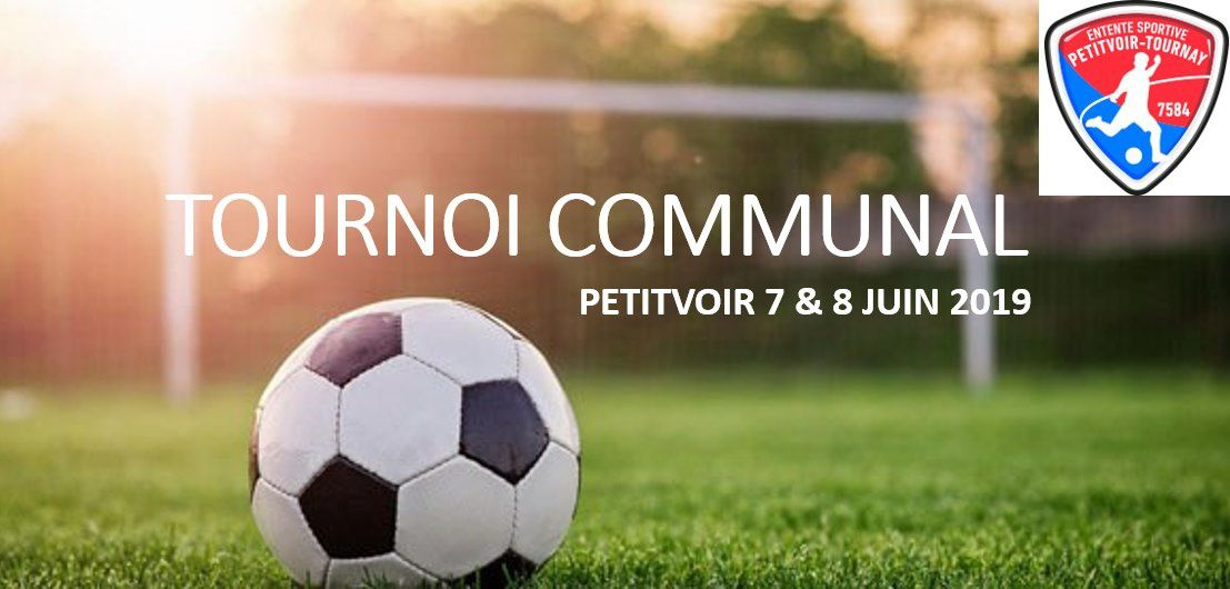 Tournoi communal de foot