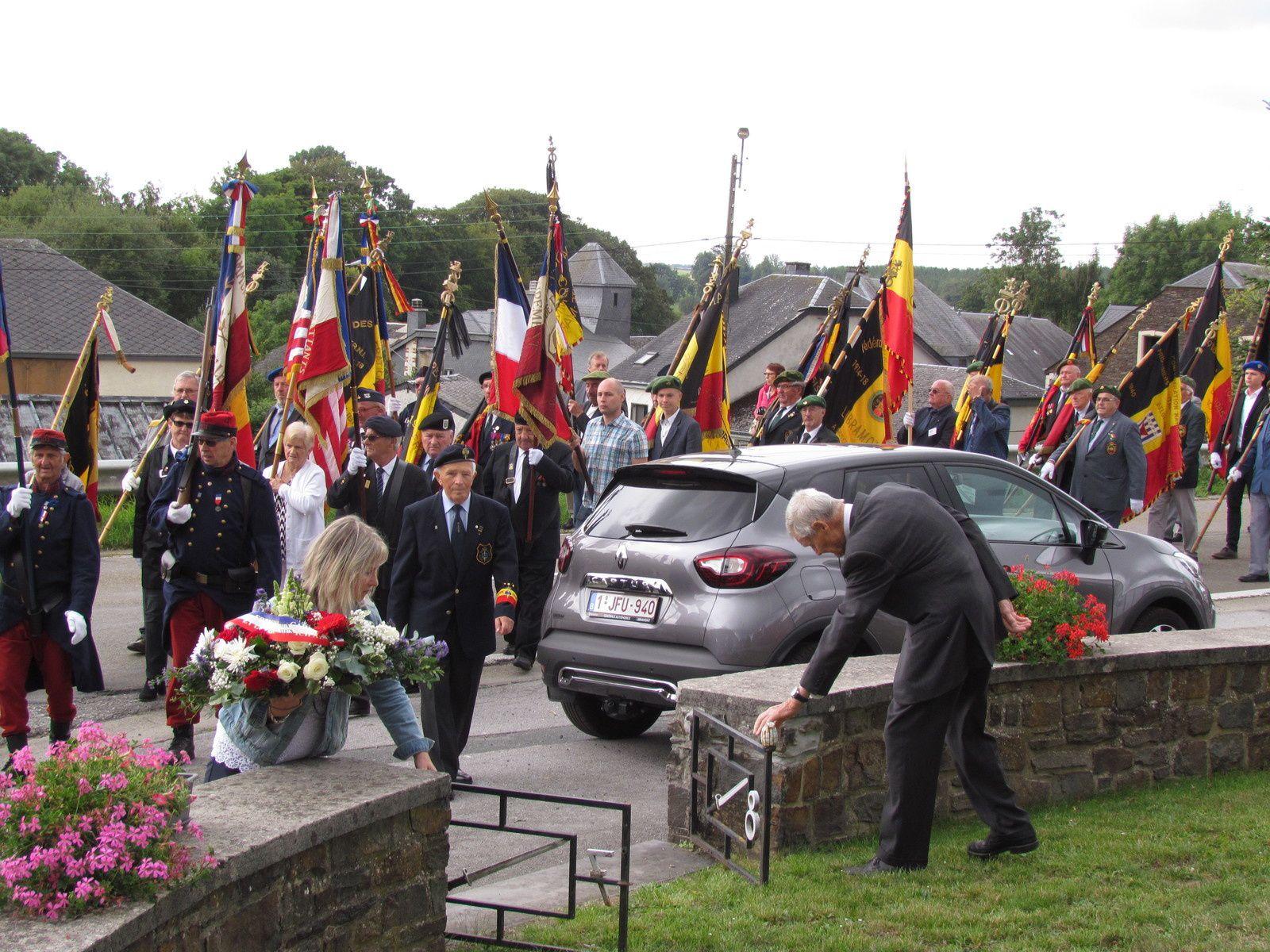 Commémoration patriotique