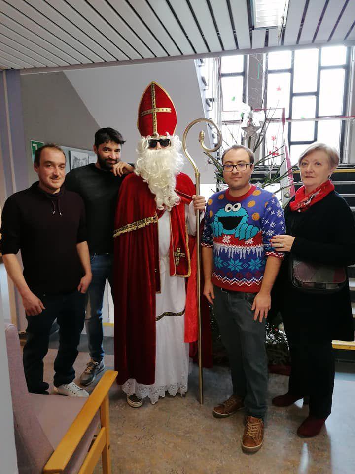 St Nicolas au Home Clos des Seigneurs