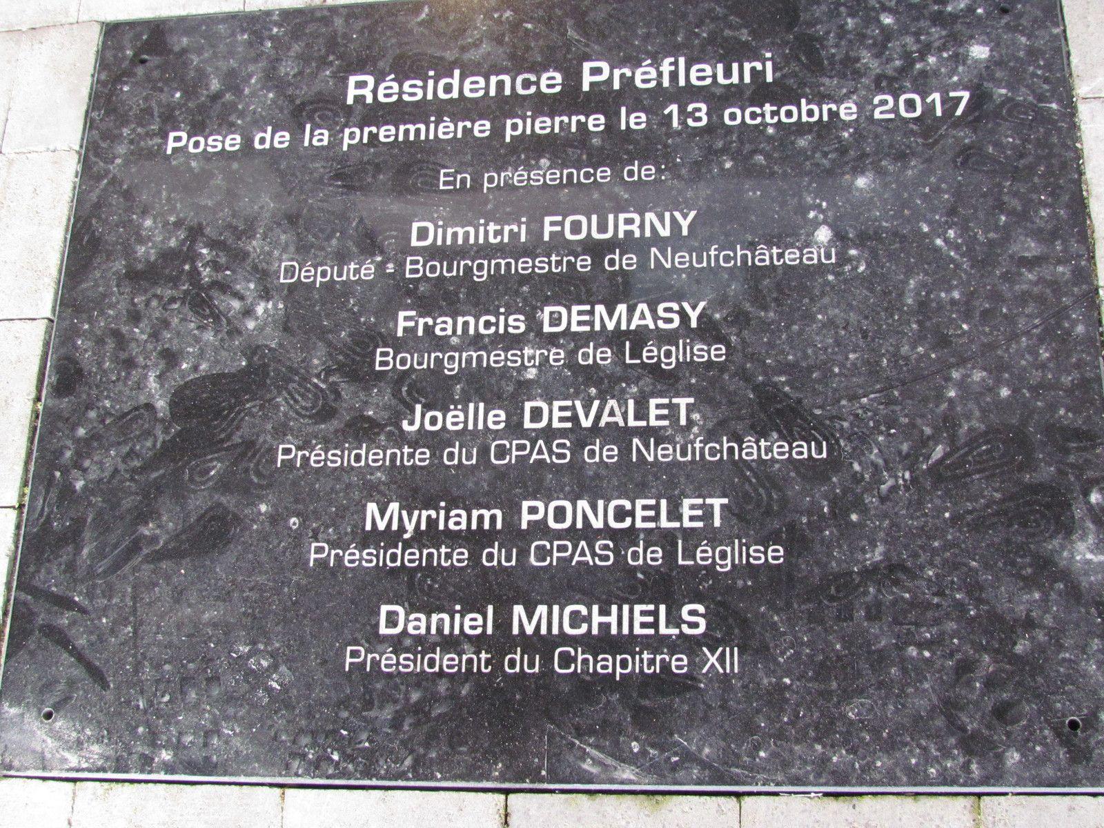 La résidence Préfleuri