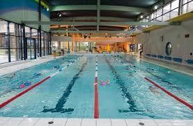 Fin des entraînements piscine