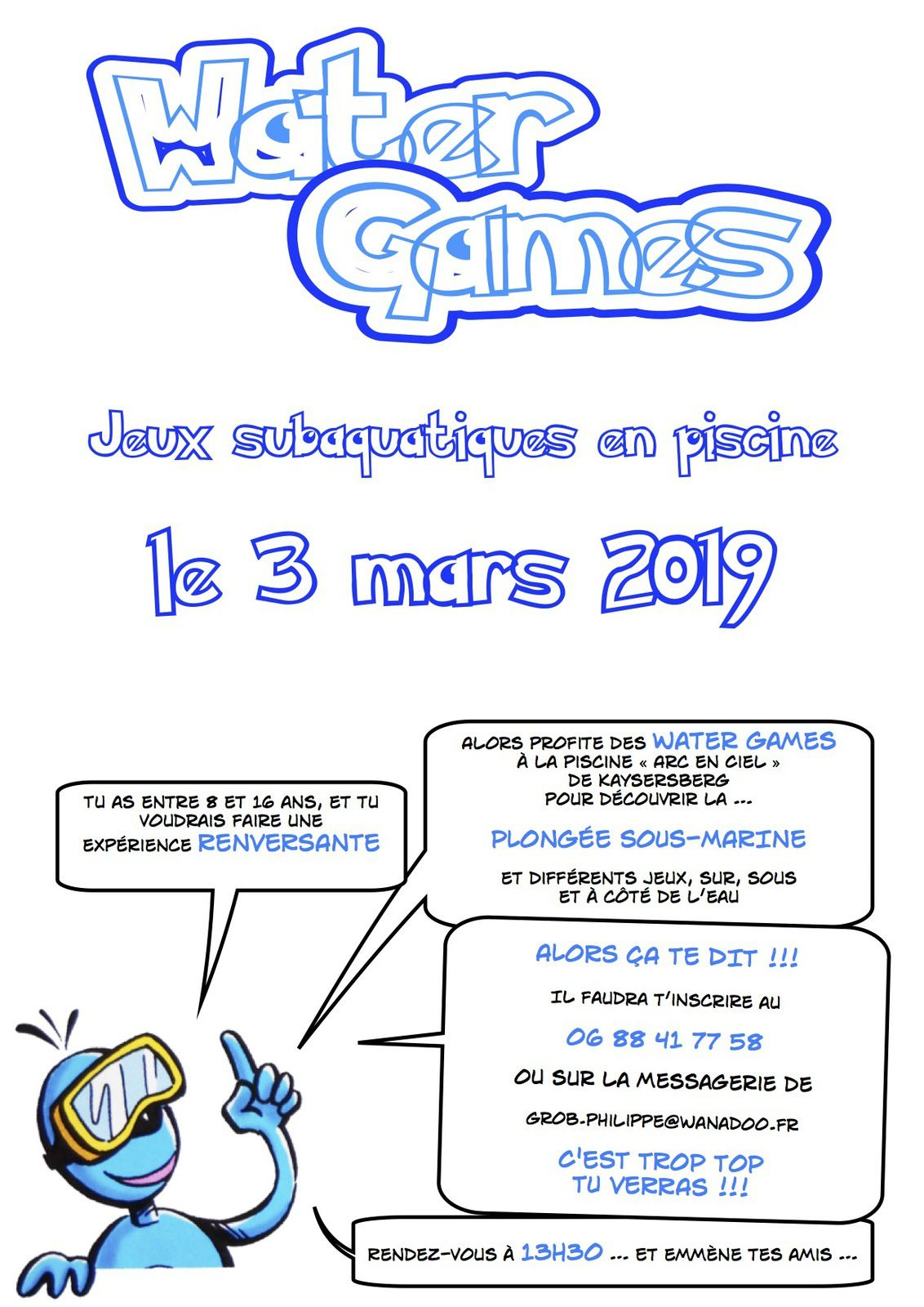 Water Games 2019