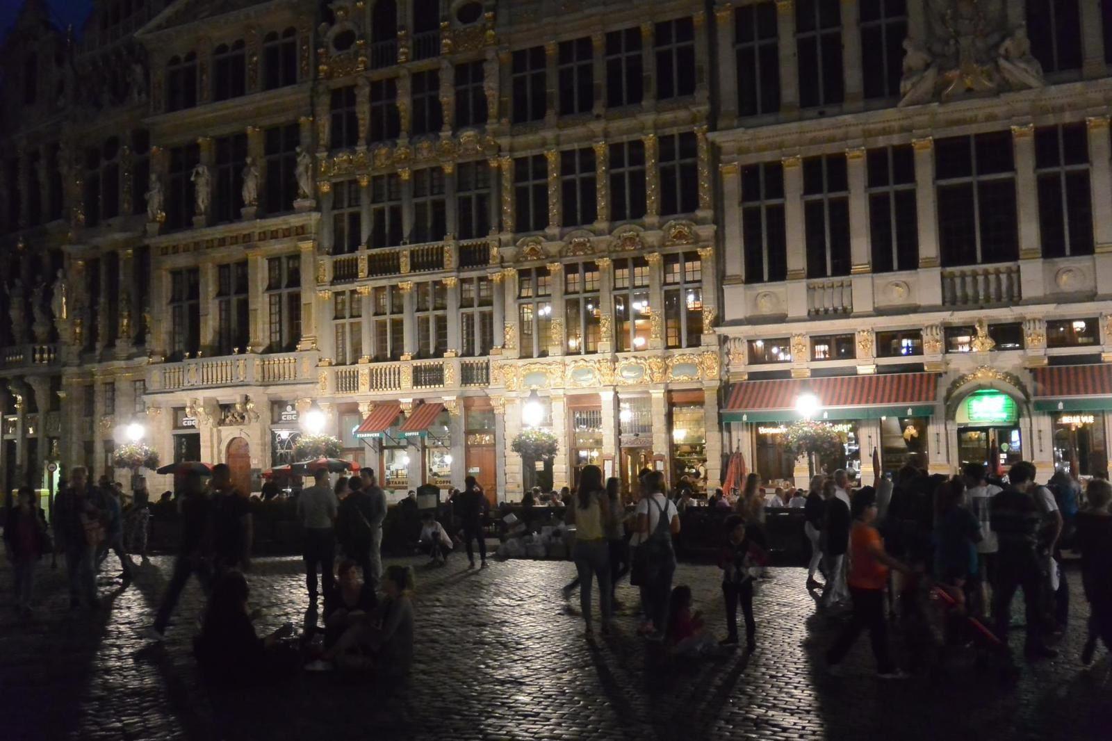 Voyage à Bruxelles - Août 2016