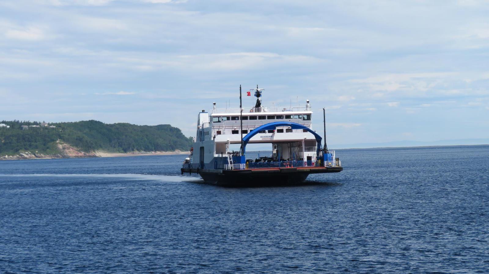 Voyage : Quatre jours de balade entre Québec, Baie-Comeau et Saguenay.