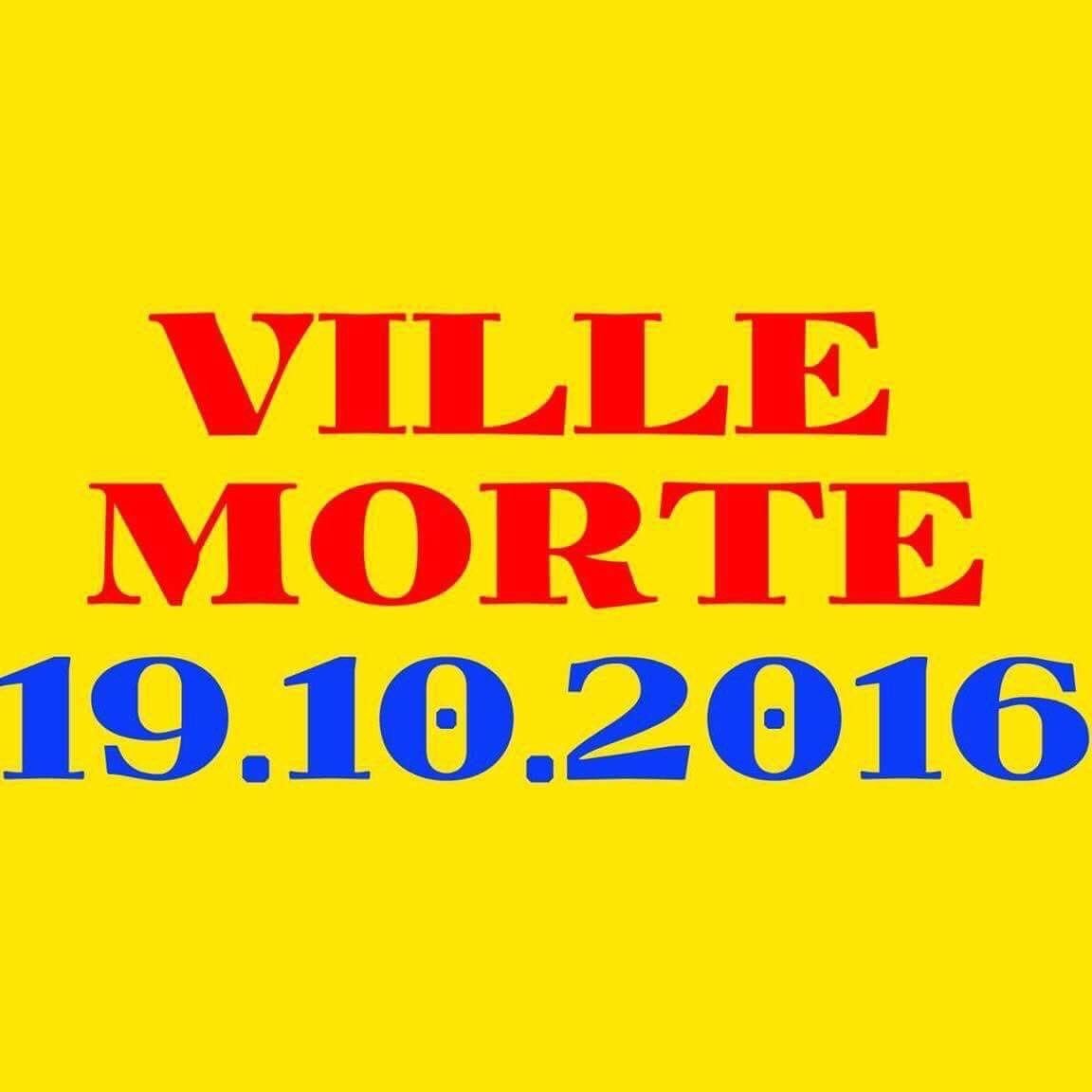 Ville-morte du 18 octobre 2016