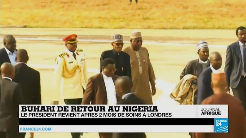 Retour de Buhari